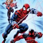 Scarlet Spiders #1 -- Bagley Variant