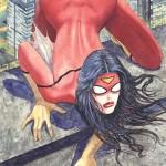 Spider-Woman #1 -- Manara Variant