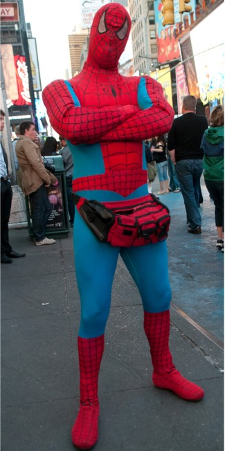 Times-Square-Spidey