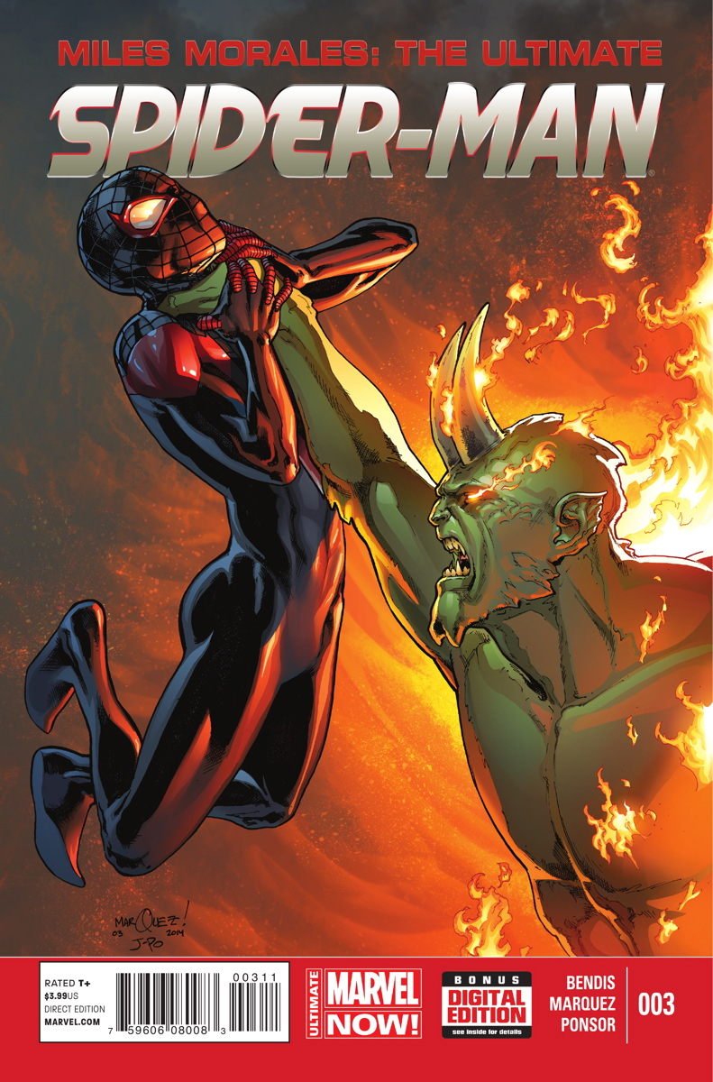 The Ultimate Guide To Paint Brush Types: Miles Morales: The Ultimate Spider-Man #3 Review