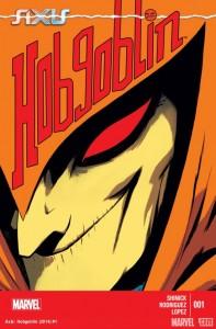AXIS Hobgoblin #1 Cover