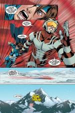 New Warriors 11 panel 1
