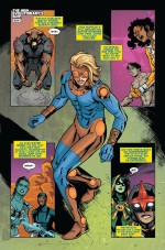 New Warriors 11 panel 2