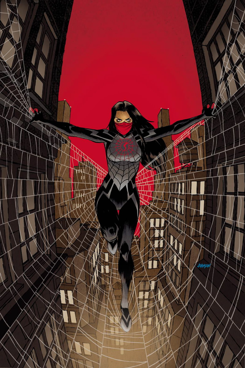 Silk#1--Cover
