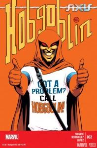 AXIS Hobgoblin #2 Cover