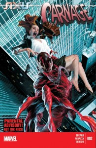 Carnage axis 2 cover