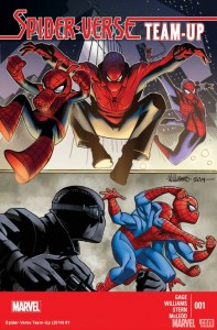 Spider-Verse Team-Up #1 Cover