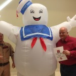 Love the Stay Puft Cosplay
