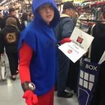 Ben Reilly cosplay