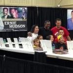 Ernie Hudson ain't afraid of no fans.