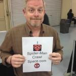 Legendary Spider-Man artist Mark Bagley.