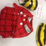 Spider-Man Cloth Diapers