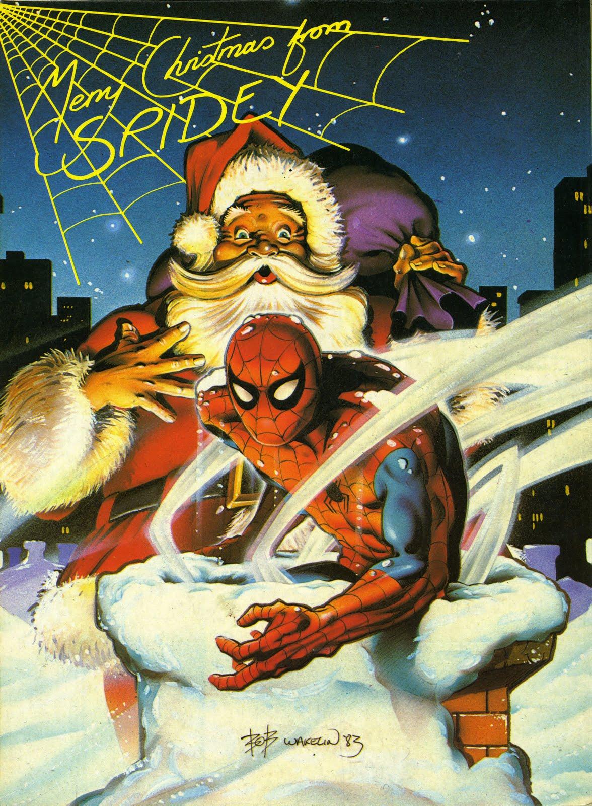Christmas Spidey