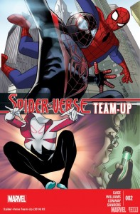 Spider-Verse Team-Up #2 Cover