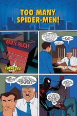 Spider-Verse Team-Up 2 Panel 1