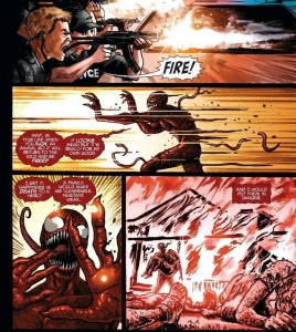 Carnage's Moment