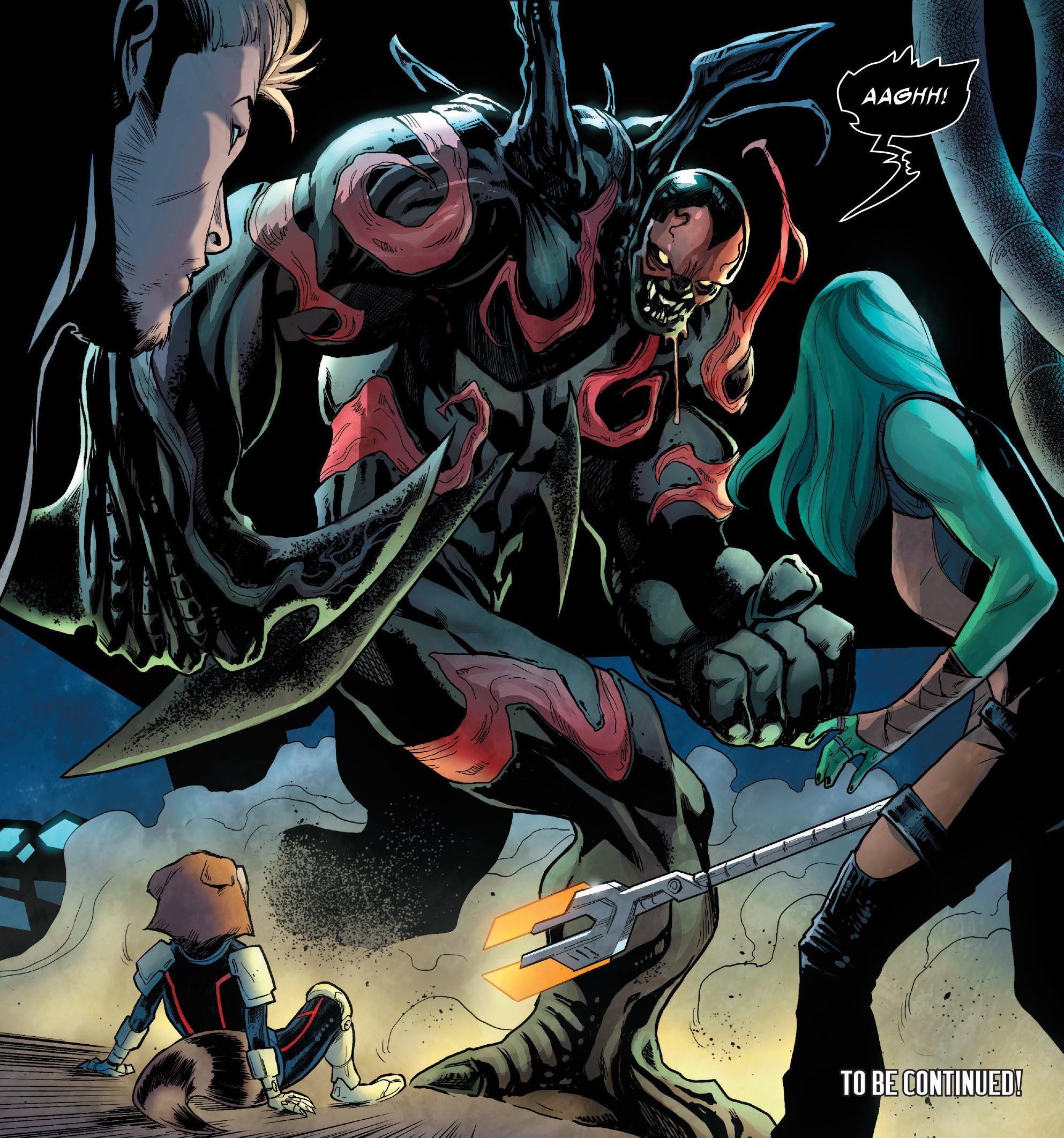 ... of the Galaxy #22 ... Mangaverse Spider Man Wallpaper