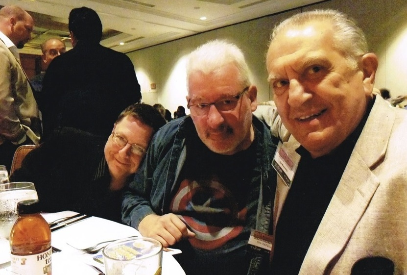 Ron,Tom&Sal in Baltimore