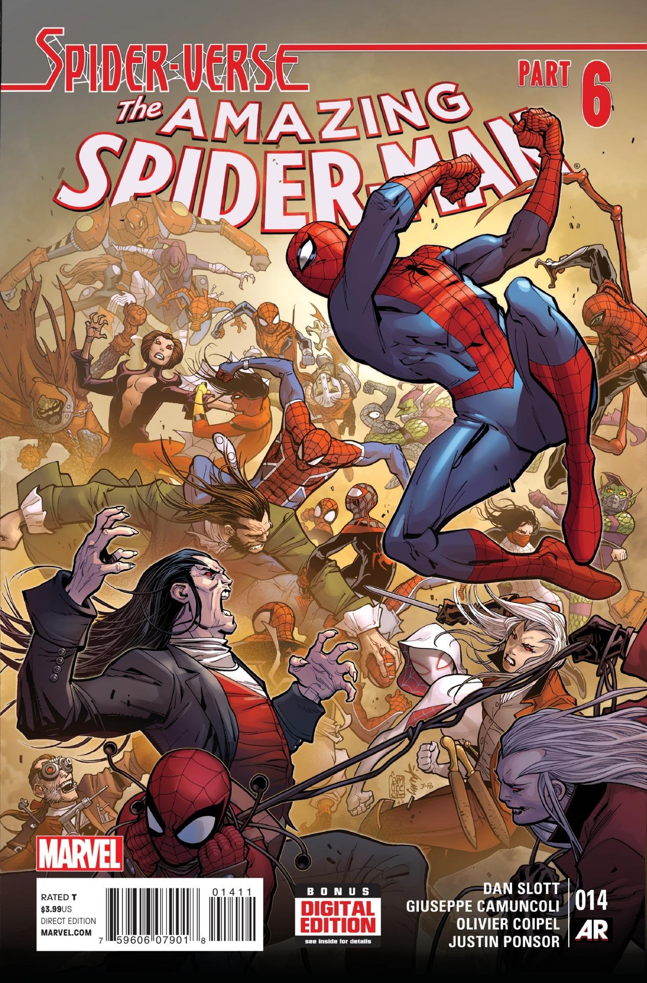AmazingSpider-Man(2014)#14--cover