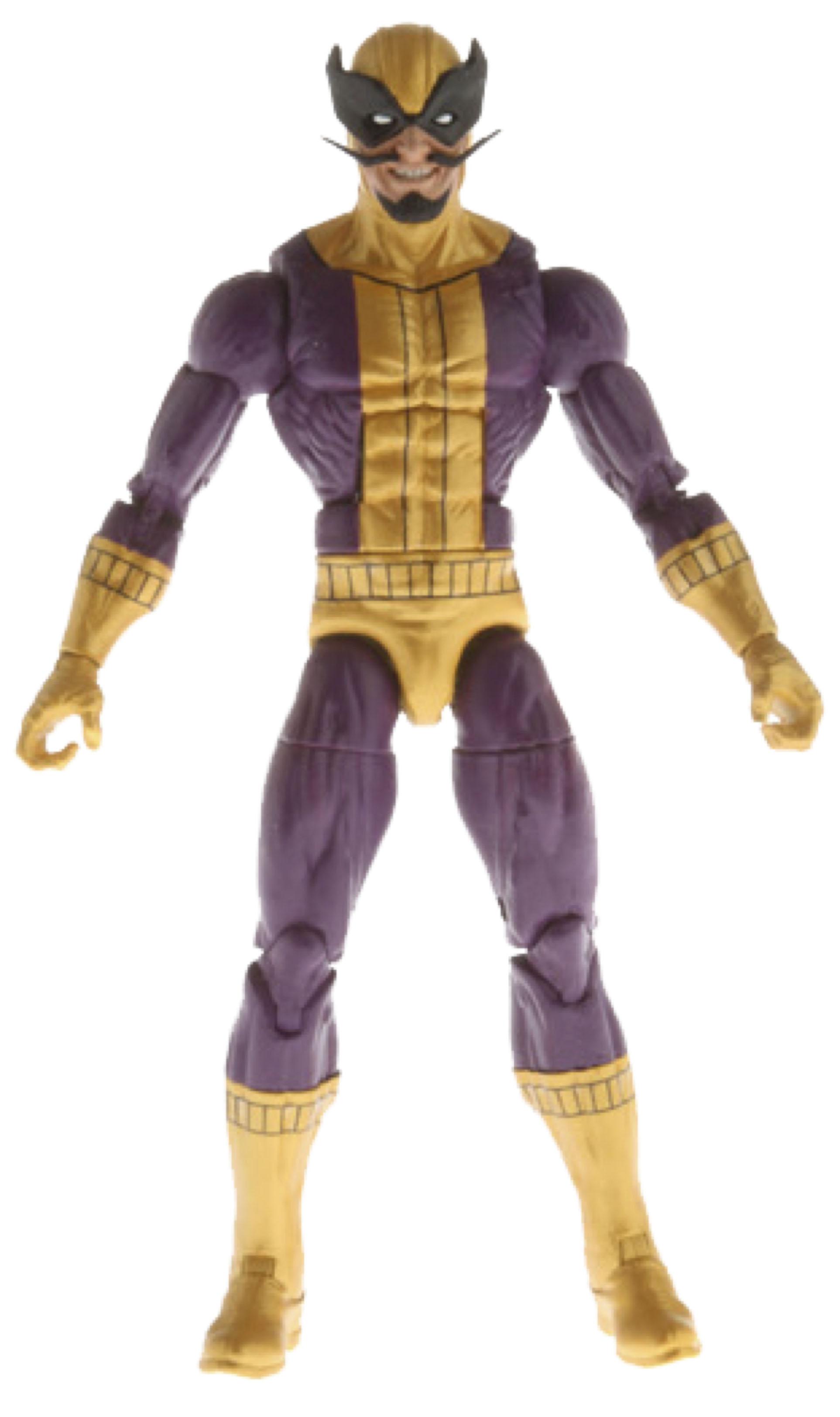 AvengersWave2-Batroc     Spider Man Crawlspace