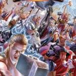 Secret Wars #2 Alex Ross Cover
