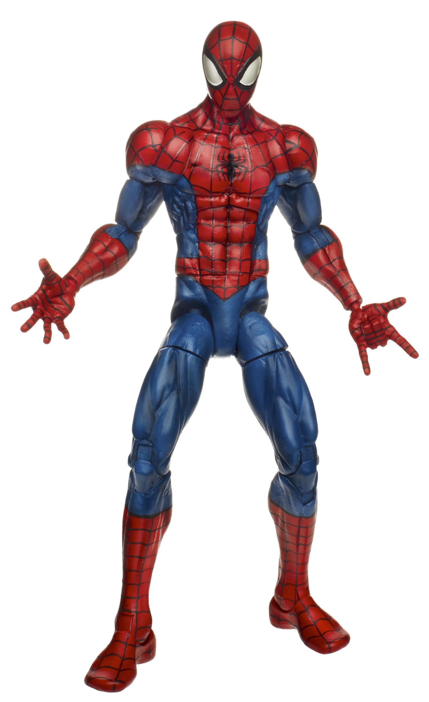 Legends Scarlet Spider      Avengers  Ant-Man Upcoming Spider-Man Wave