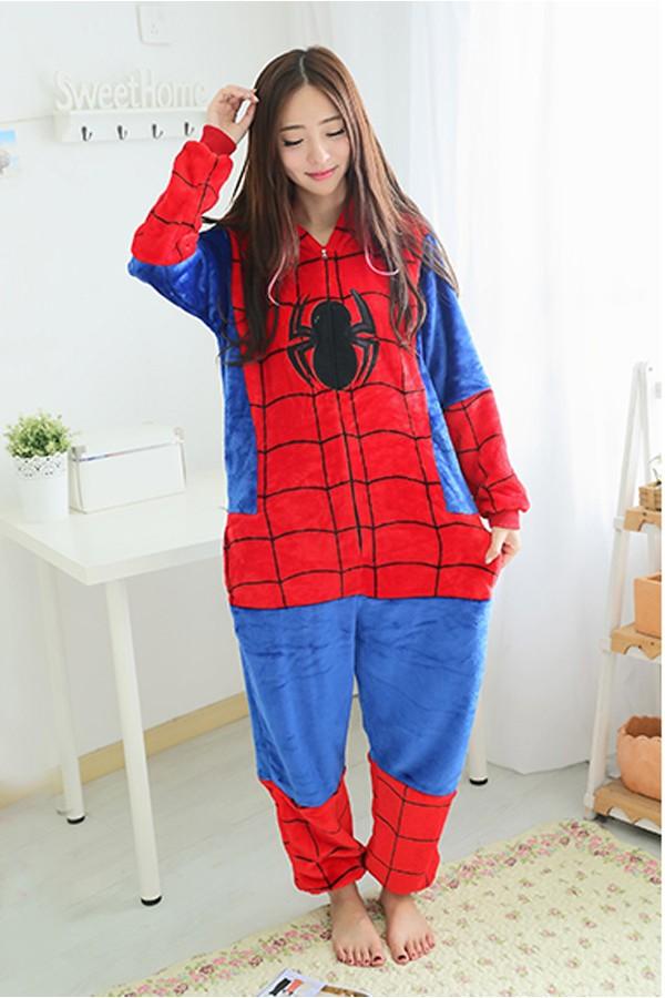 the-avengers-kigurumi-spider-man-character-onesies-600x900