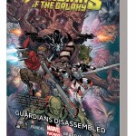 Guardians of the Galaxy Vol. 3: Guardians Disassembled TPB