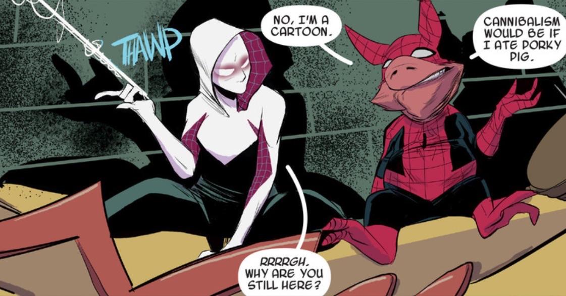 rule34 spiderman