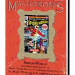 Marvel Masterworks: Spider-Woman Vol. 1 HC Variant