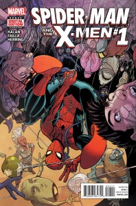 Spider-Man_and_the_X-Men_Vol_1_1