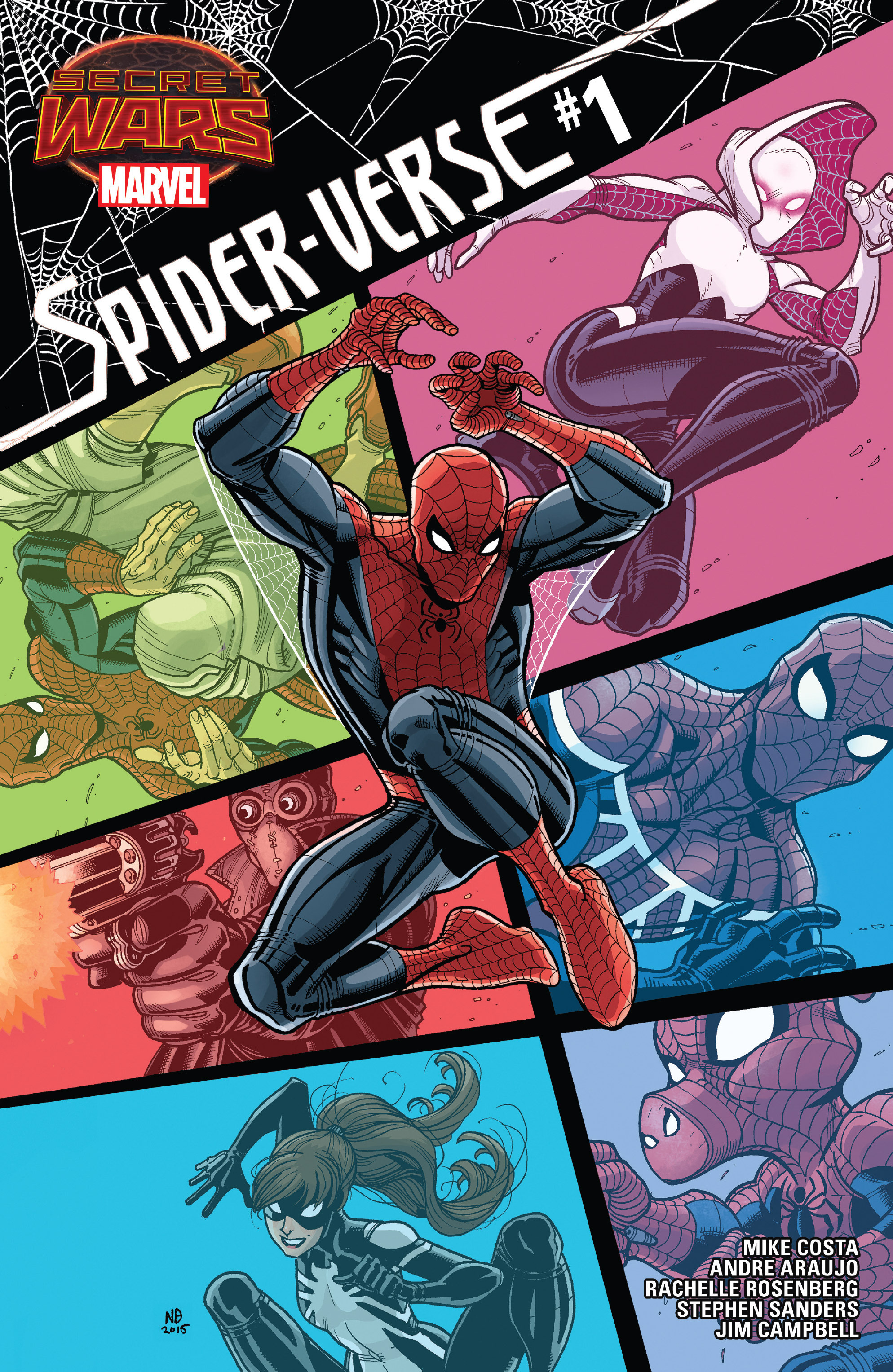 Spider-Verse#1Cover