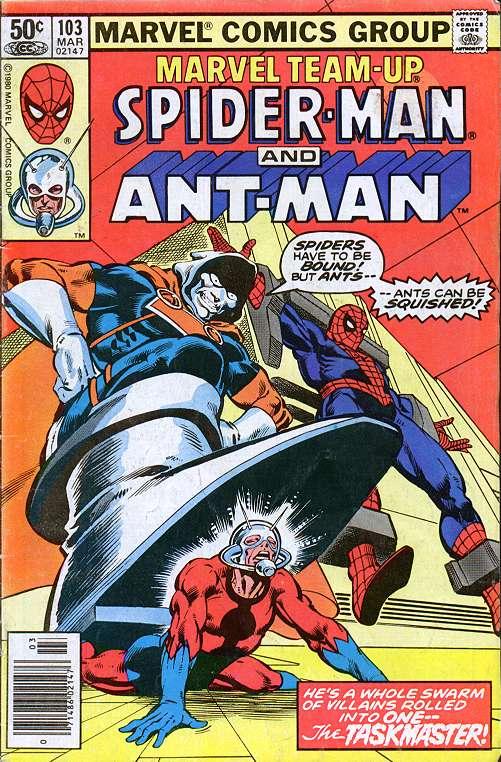 SpideyAnt-Man