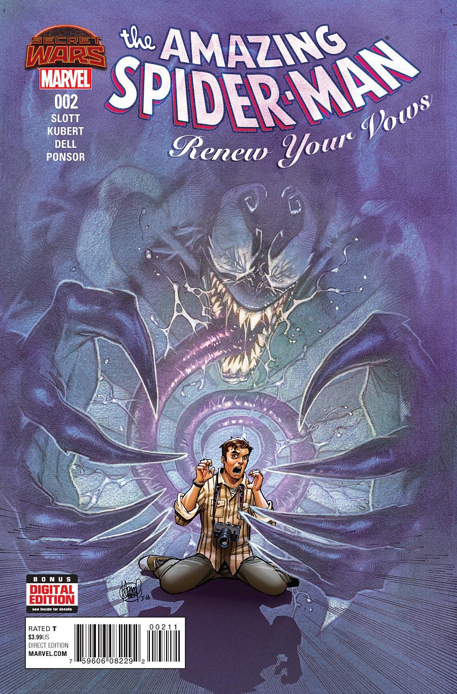 AmazingSpider-ManRenewYourVows#2--cover