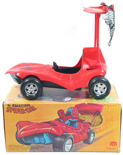 spider-car
