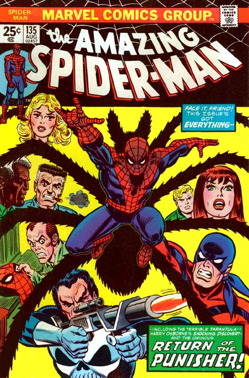 Amazing Spider-Man 135
