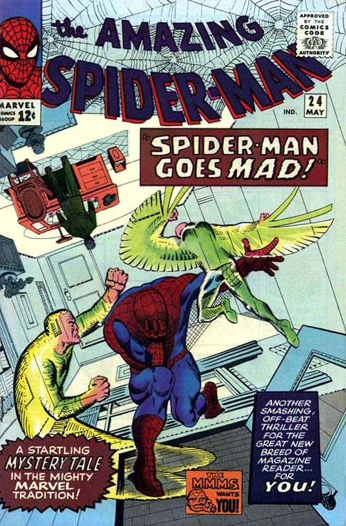 Amazing Spider-Man 24