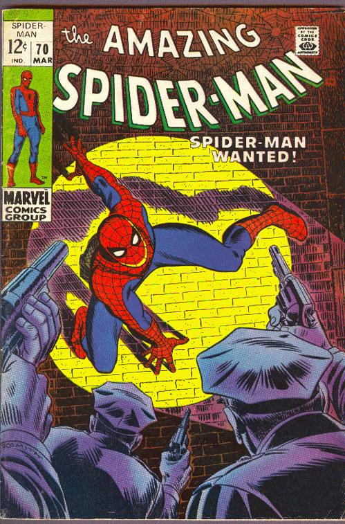 Amazing Spider-Man 70