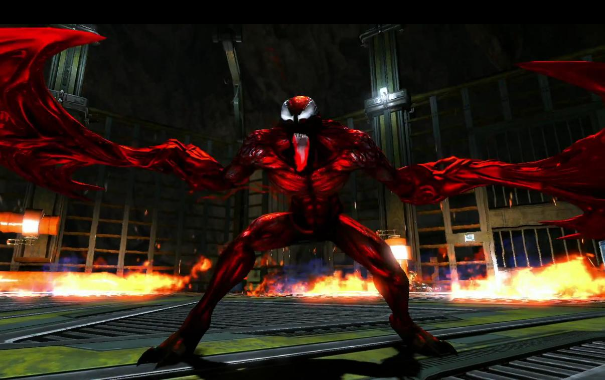 The Amazing Spider Man 2 Video Game Carnage the best way to allegedly