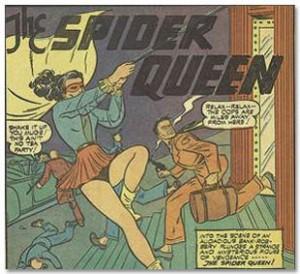 spider queen