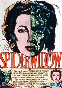 spider widow