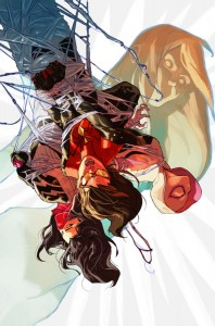 Spider-Women_1_Yasmine_Putri_Cover