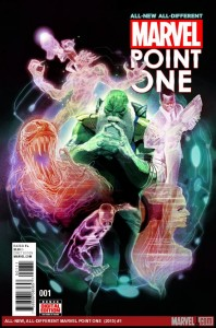 All-New All-Different Marvel Point One #1 Cover