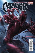 Carnage #2 Alternate Cover