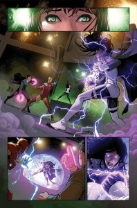 Invincible Iron Man v2 #5 Sneak Peek