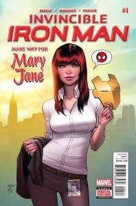 Invinvible Iron Man v2 #4