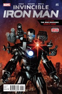 Invincible Iron Man v2 #6