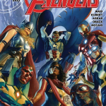 ANAD Avengers #! Cover