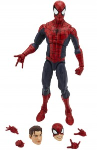 "12"" Marvel legends Spider-man"