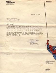 schueller letter